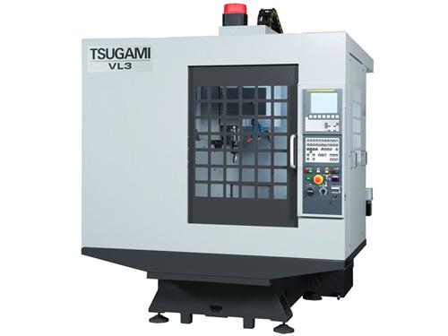 津上CNC立式加工中心 VL3
