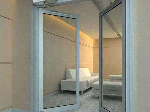 玻璃窗户防火门