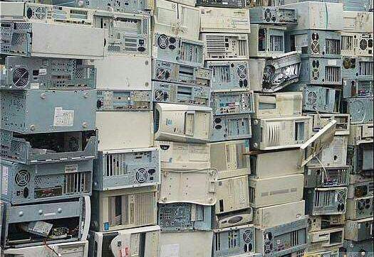 郫县二手电脑回收