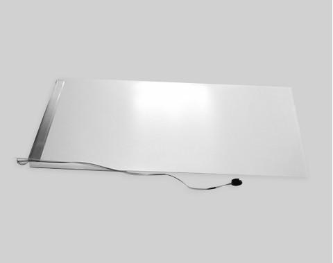 1079-12冰箱面光源导光板