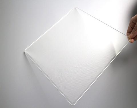 1079-13冰箱面光源导光板