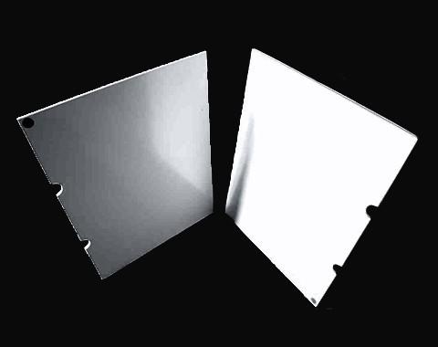 美的冰箱LED面光源导光板生产