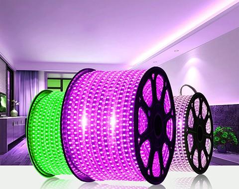 柔性防水LED灯带