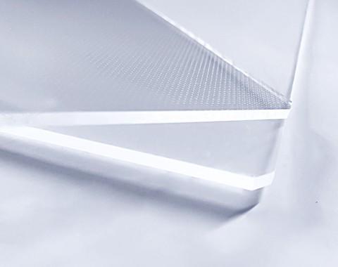 大尺寸非标导光板研制批发