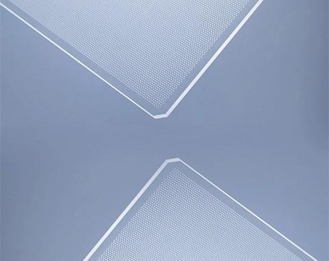 工程装饰灯具导光板