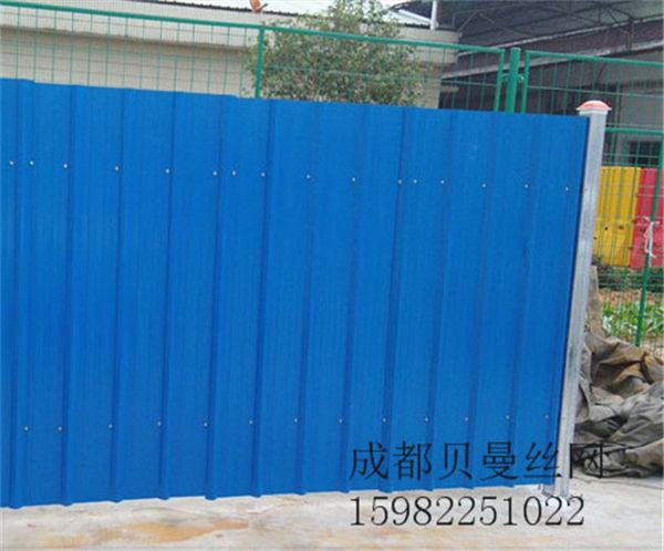 围挡护栏多少钱一米