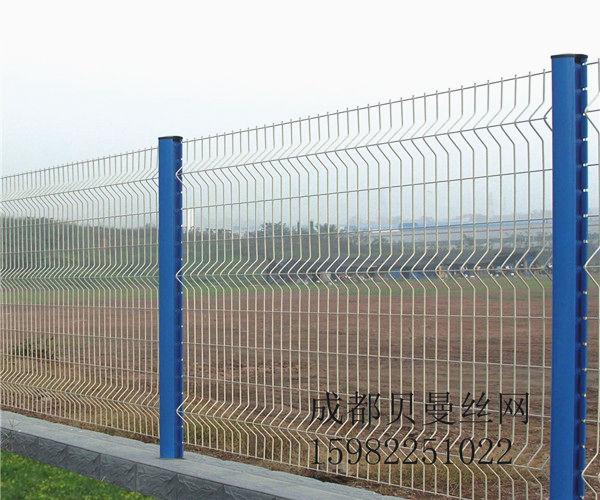 桃形柱護欄網