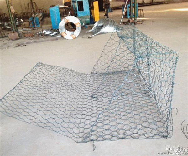 鉛絲石籠網