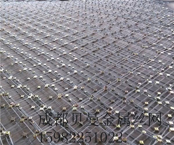 四川邊坡防護網廠