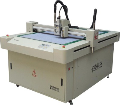 Luxury template cutting machine