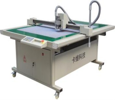 Universal template cutting machine