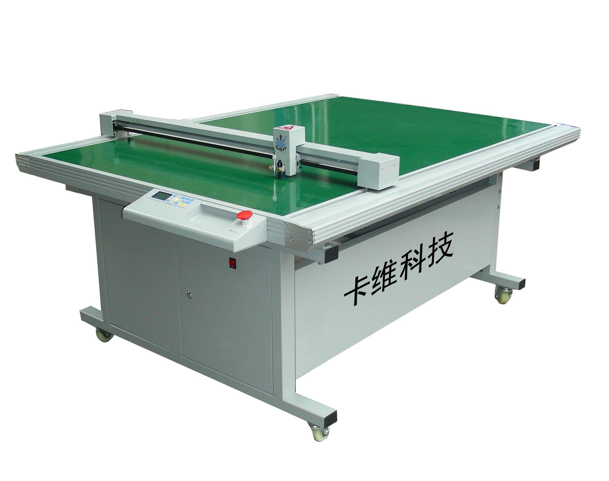 High speed flat ink-jet cutting machine