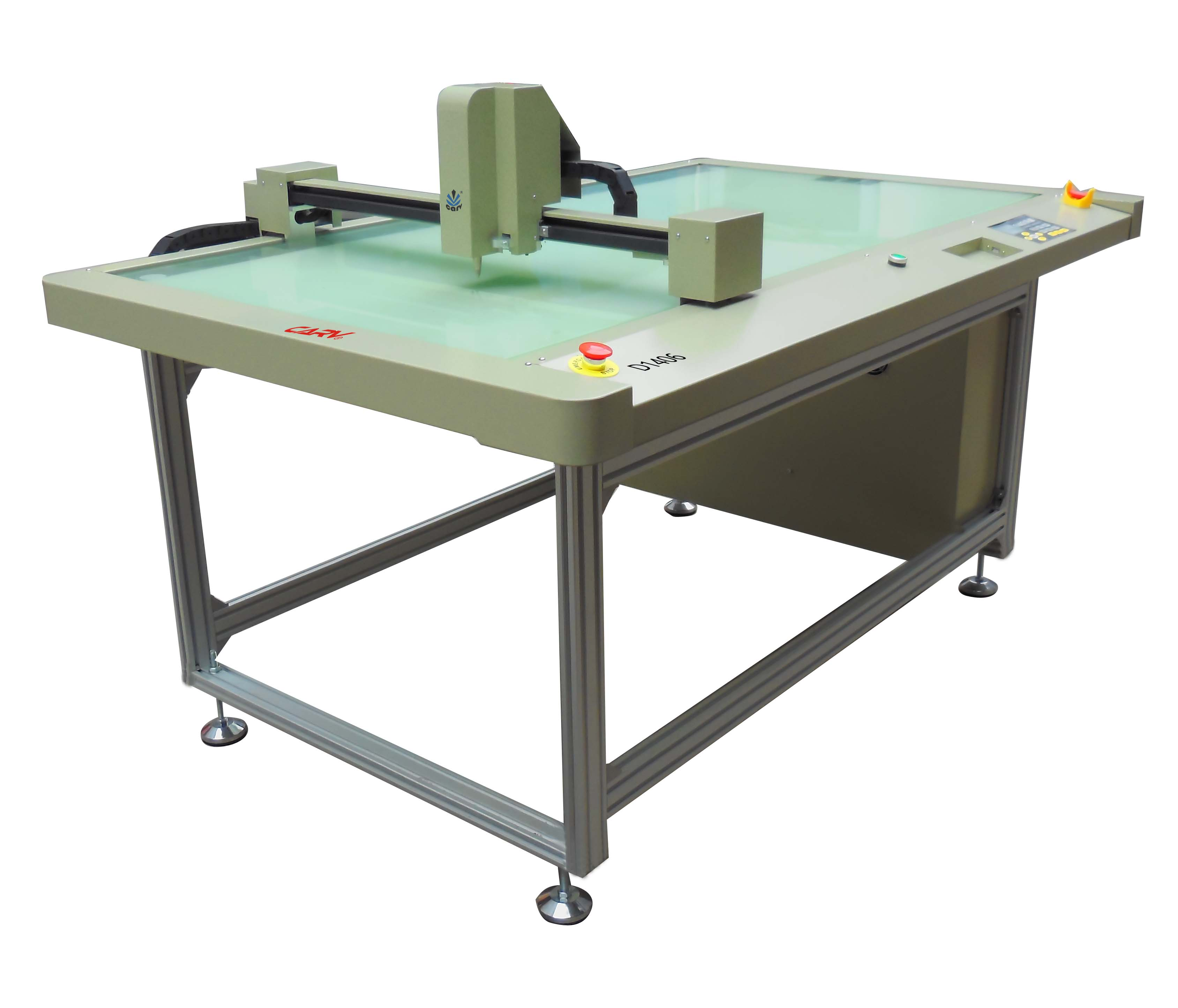 Carv D Automatic positioning machine