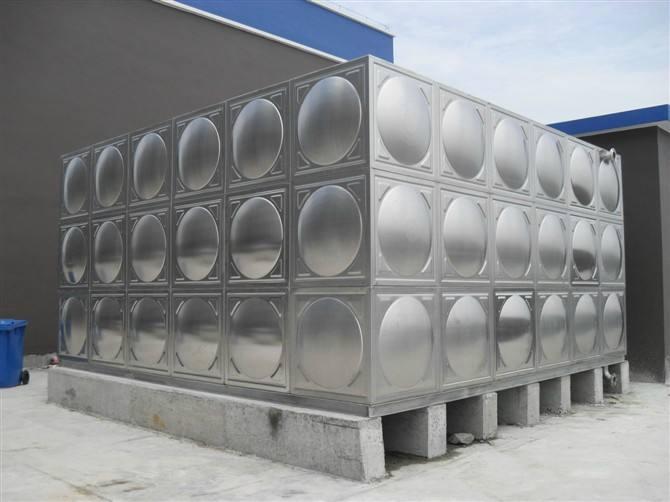 不鏽鋼拚裝水箱