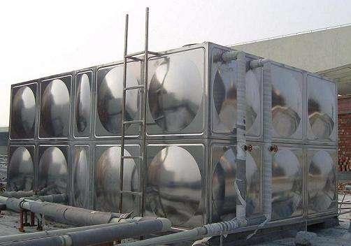 不鏽鋼消防水箱