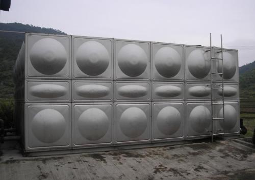 工廠不鏽鋼保溫水箱
