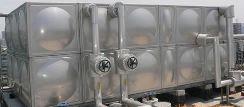 學校不鏽鋼保溫水箱