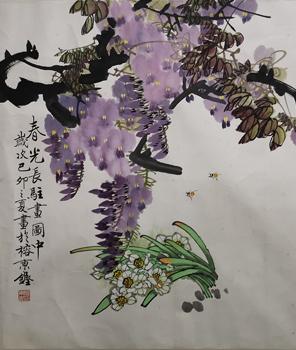 传统水墨画