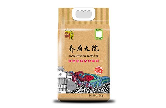五常稻花香大米