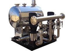 无负压供水装置