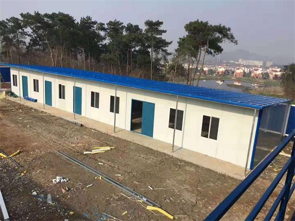 武汉彩钢活动房厂家