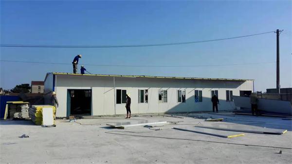 武汉工地活动板房