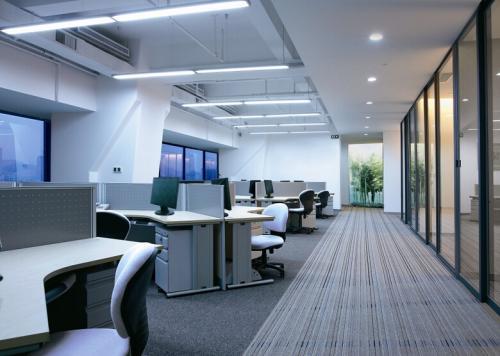 济南高端办公室装修