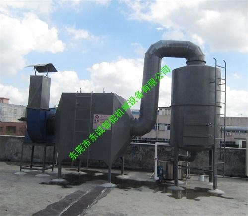活性炭廢氣處理塔