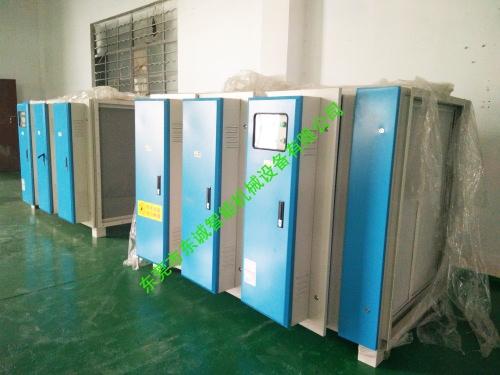 UV光解淨化箱