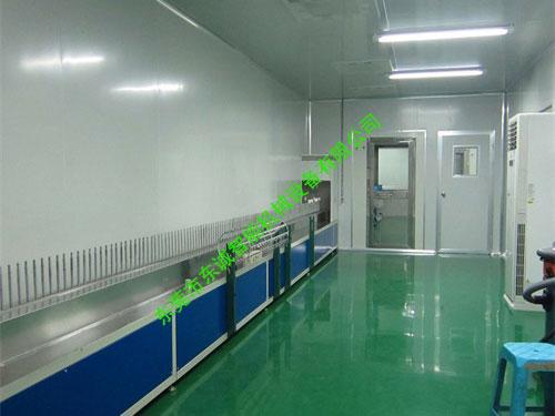 UV自動噴塗生產線(上下件區)