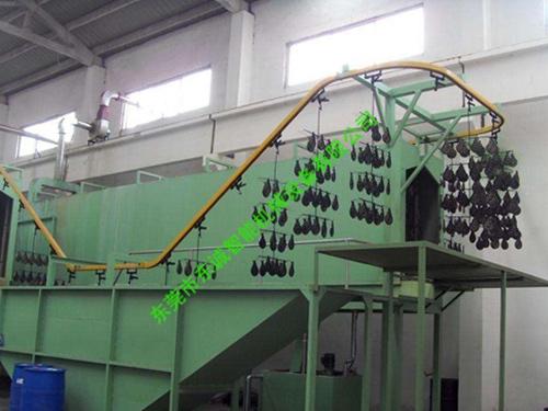 自動靜電噴粉生產