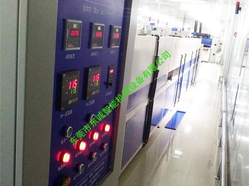 絲印烘幹線電控係統