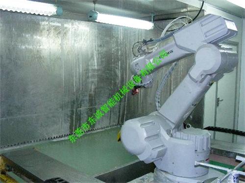 機器人噴塗
