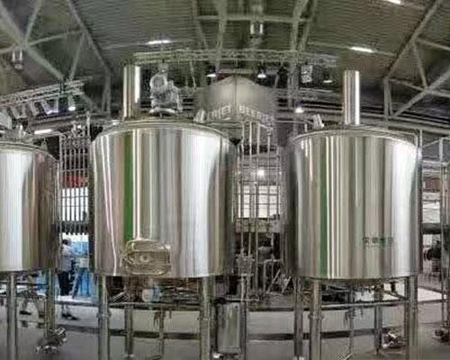 黑龙江啤酒厂设备
