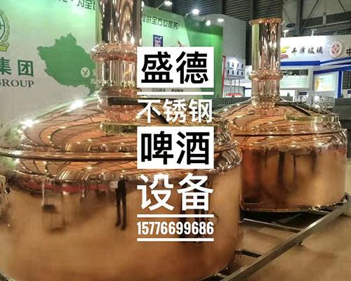 哈尔滨精酿啤酒设备厂家