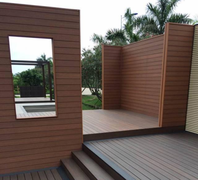 木塑外墙板