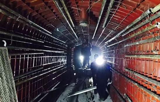 公路隧道施工