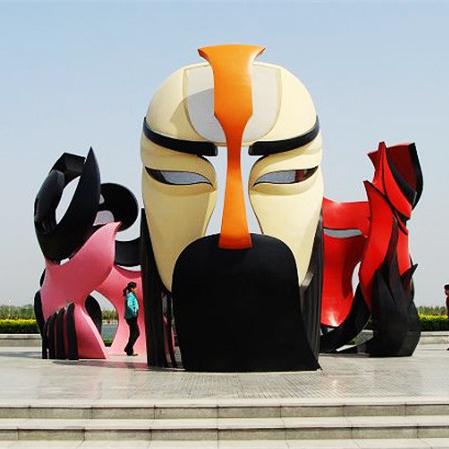四川广场不锈钢雕塑厂家