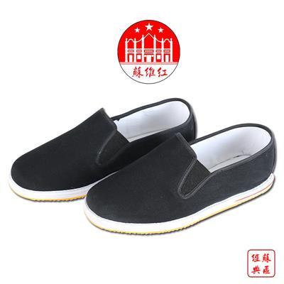 苏维红传统千层底布鞋厂家