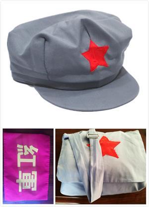 江西紅軍帽
