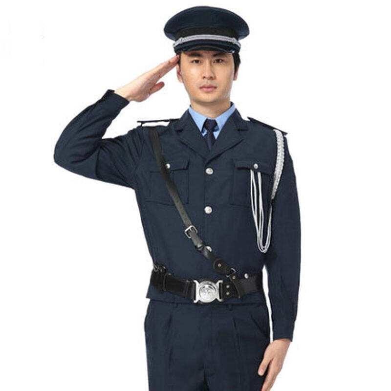 新款保安服