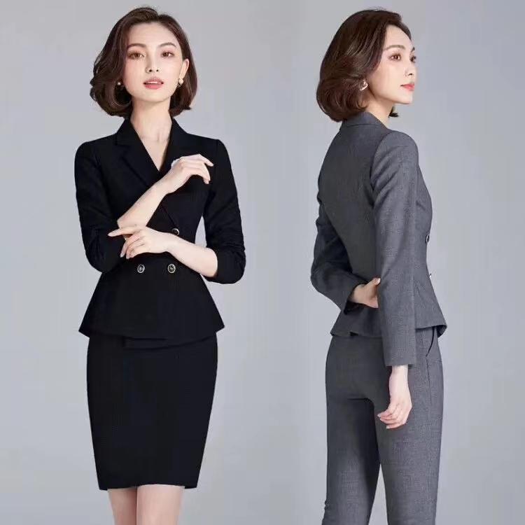 女性职业装定制