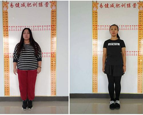瘦身减肥训练营