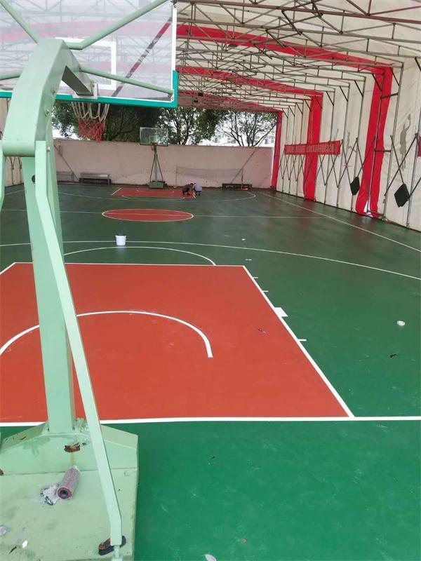 武汉丙烯酸球场