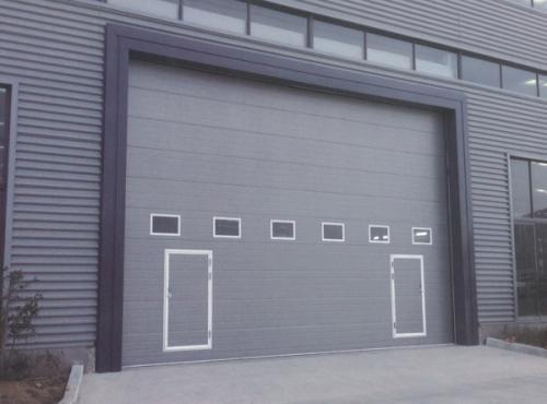 昆明工业门安装