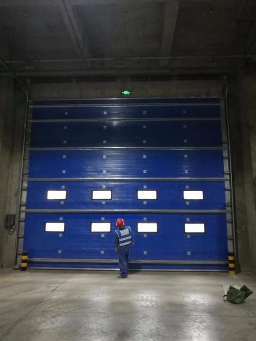 云南工业门安装