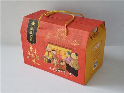曲靖彩盒�U�箱厂家