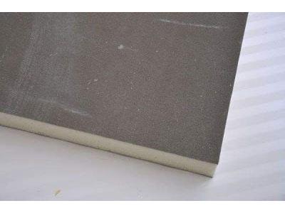 cpc双面水泥基聚氨酯板