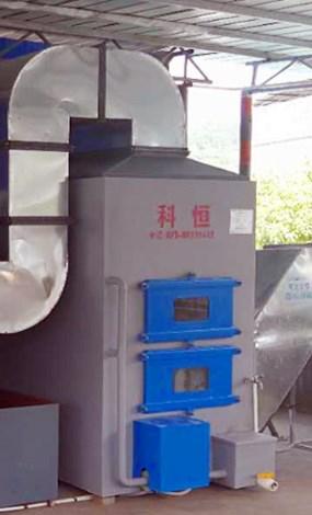 废气颗粒物处理设备-喷淋塔