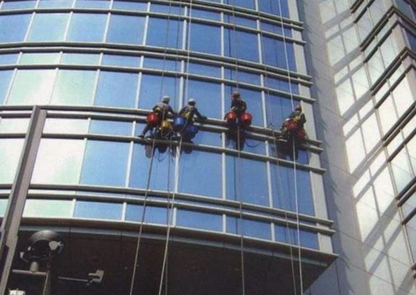 苏州幕墙玻璃清洗